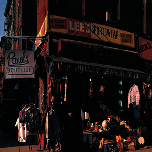 Albumcover Beastie Boys - Paul's Boutique (20th Anniversary Remastered Edition)