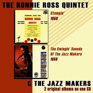 Albumcover Ronnie Ross Quintet - Stompin' / The Jazz Makers