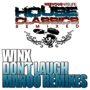 Albumcover Josh Wink - Don't Laugh (Manoo Remixes)