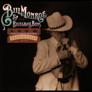 Bill Monroe - Bill Monroe & The Bluegrass Boys - Live At The Opry