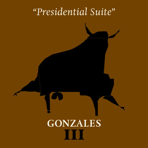 Albumcover Gonzales - Presidential Suite