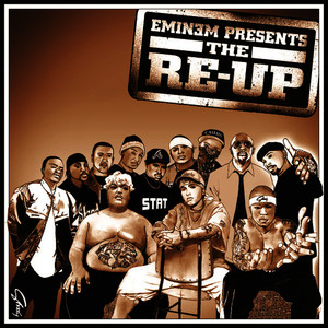 Albumcover Eminem - Eminem Presents The Re-Up (Edited Version)