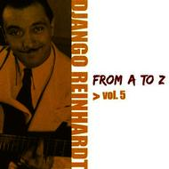 Django Reinhardt From A To Z Vol.5