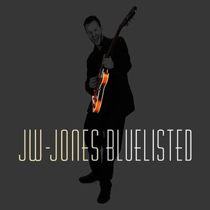 Albumcover JW-Jones Blues Band - Bluelisted