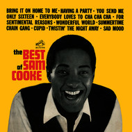 Albumcover Sam Cooke - The Best Of Sam Cooke