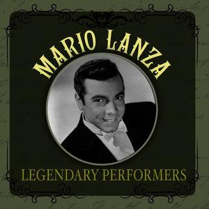 Albumcover Mario Lanza - Legendary Performers