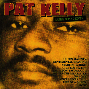 Albumcover Pat Kelly - Queen Majesty