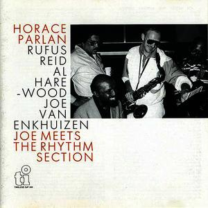 Albumcover Horace Parlan, Joe van Enkhuizen, Rufus Reid, Al Harewood - Joe Meets the Rhythm Section