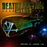 Albumcover DJ Junkaz Lou - Deathtruction breaks