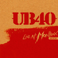 Albumcover UB40 - Live at Montreux