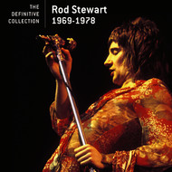 Albumcover Rod Stewart - The Definitive Collection - 1969-1978