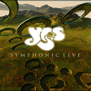 Albumcover Yes - Symphonic Live