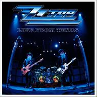 Albumcover ZZ Top - Live From Texas