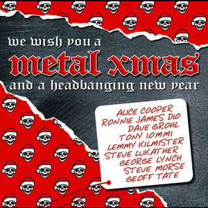 Albumcover Various Artists - We Wish You A Metal XMas...And A Headbanging New Year!