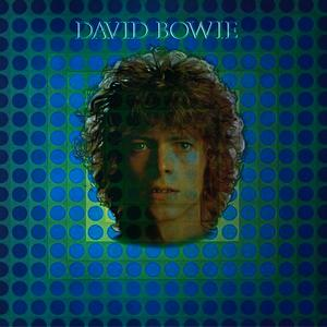 Albumcover David Bowie - Space Oddity [Space Oddity 40th Anniversary Edition]