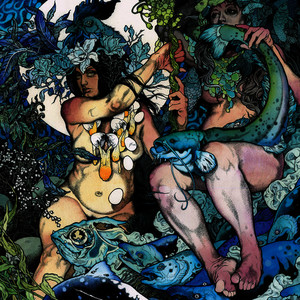 Albumcover Baroness - Blue Record