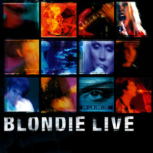 Albumcover Blondie - Live