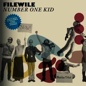 Albumcover Filewile - Number One Kid - EP