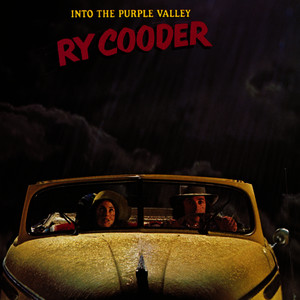 Albumcover Ry Cooder - Into The Purple Valley
