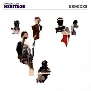 Albumcover 2000 And One - Heritage Remixes