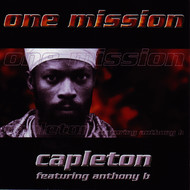 Albumcover Capleton - One Mission