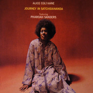Albumcover Alice Coltrane - Journey in Satchidananda
