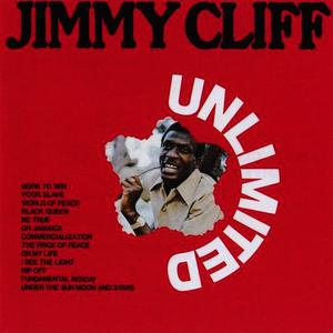 Albumcover Jimmy Cliff - Unlimited