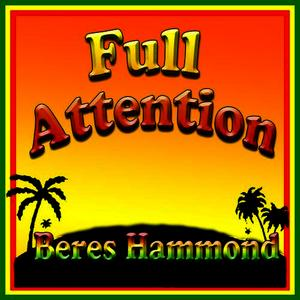 Albumcover Beres Hammond - Full Attention