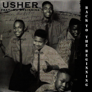 Albumcover Usher - Back To The Beginning - Usher