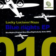 Albumcover Lucky Luciano - Blue Nights