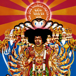Albumcover Jimi Hendrix - Axis: Bold As Love