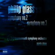 Marin Alsop - GLASS, P.: Symphonies Nos. 2 and 3
