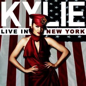 Albumcover Kylie - Kylie Live in New York