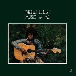 Albumcover Michael Jackson - Music and Me