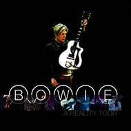 Albumcover David Bowie - A Reality Tour