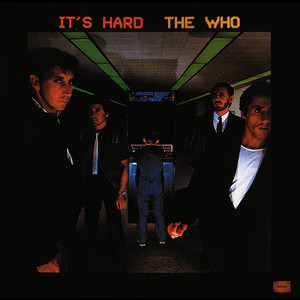 Albumcover The Who - It's Hard (Remixed And Digitally Remastered)