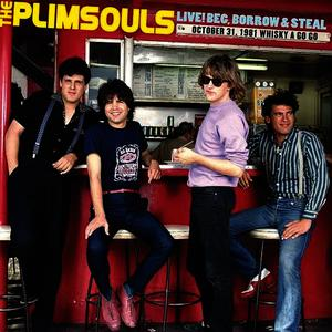 Albumcover The Plimsouls - Live! Beg, Borrow & Steal: October 31, 1981 Whisky A Go Go