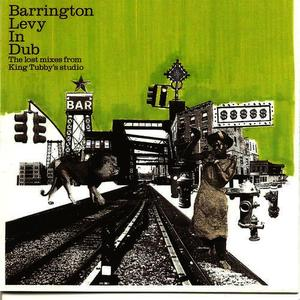 Albumcover Barrington Levy - In Dub