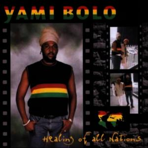Albumcover Yami Bolo - Healing of All Nations