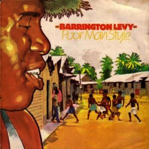 Albumcover Barrington Levy - Poor Man Style