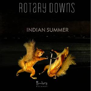 Albumcover Rotary Downs - Indian Summer - Single