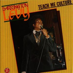 Albumcover Barrington Levy - Teach Me Culture