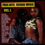 Albumcover Various Artists - Pass Hits Reggae Music Vol 1