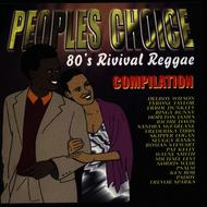 Albumcover Various Artists - Peoples Choice 80s Revival Reggae - Compilation