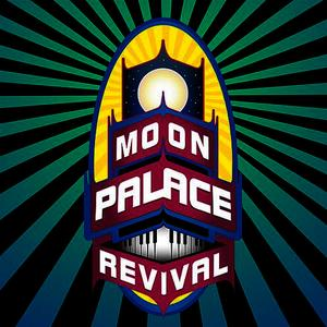 Albumcover Moon Palace Revival - Moon Palace Revival - EP