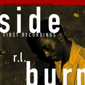 Albumcover R.L. Burnside - First Recordings