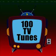 Albumcover The TV Theme Players - 100 TV Tunes