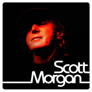 Albumcover Scott Morgan - Scott Morgan