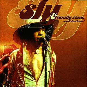 Albumcover Sly & The Family Stone - Ain't That Lovin'