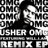 Usher - OMG featuring will.i.am Remix EP